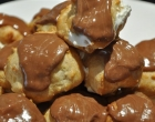 chocolate-profiteroles