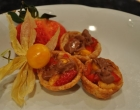 mini-fruit-chocolate-tarts