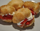 strawberry-choux